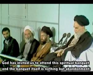 Ramadan is abandonment of carnal desires